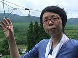 由布院に響く砲撃音〜日出生台演習場について平野美和子さんに聞く
